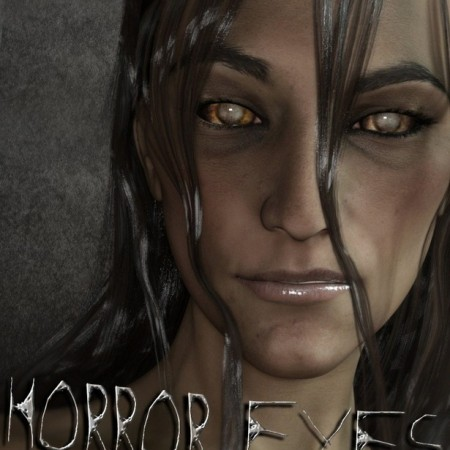 Horror Eyes for Genesis 8 Male and Female