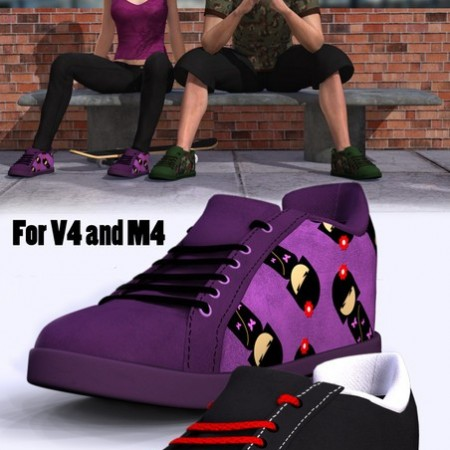 Sk8r Shoes for V4 and M4