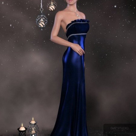 dForce Sophisticated Elegance for Genesis 8 Female(s)