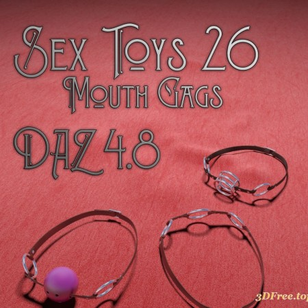 Sex Toys 26 - Mouth Gags