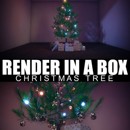 Render In A Box - Christmas Tree