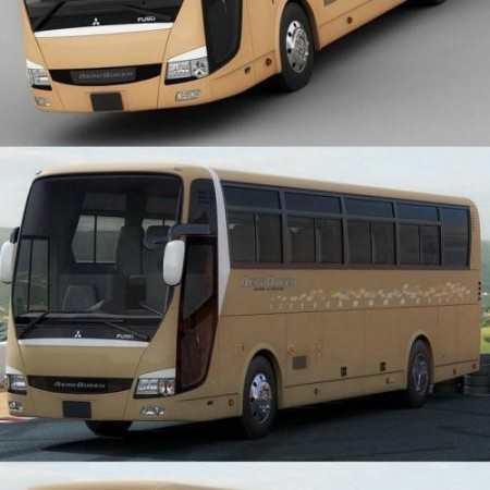 Mitsubishi Aero Queen 3D Model