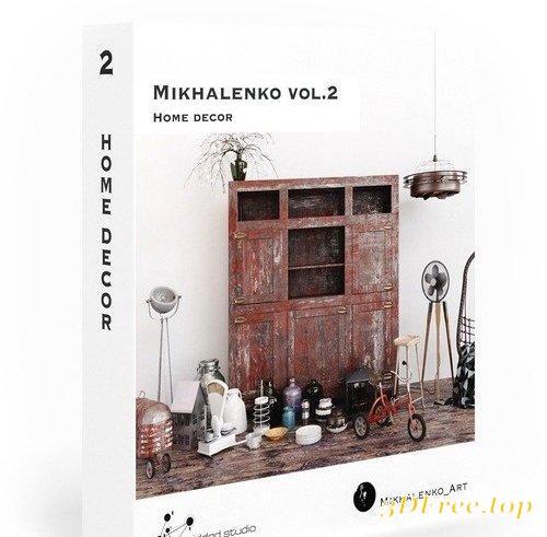 Mikhalenko Vol 2 Home Decor 3d Models 3d Models Blog