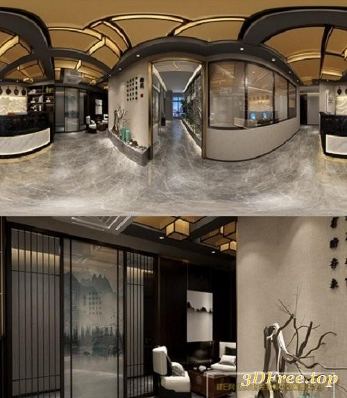 Gfx 360 Interior Design Club House 02 3d Models Blog