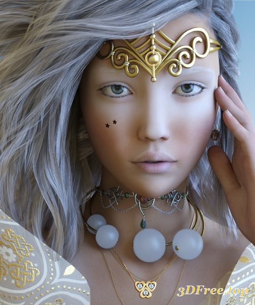 Daz3D - Ayane for Genesis 8 Female