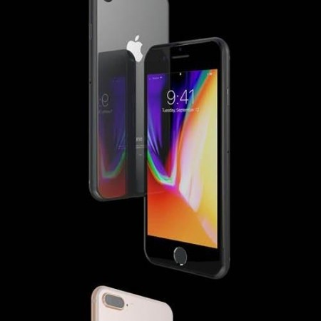 CreativeMarket - Apple iPhone 8 and 8Plus Official 1854589