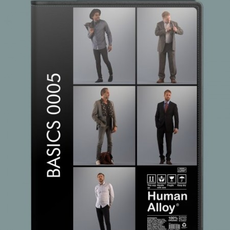 Human Alloy - Basics 0005