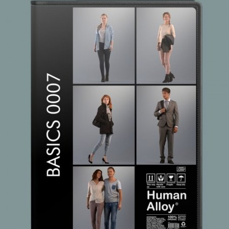 Human Alloy - Basics 0007