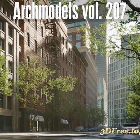 Evermotion - Archmodels vol 207