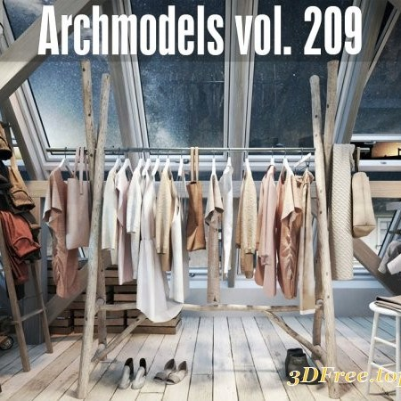 Evermotion - Archmodels vol. 209