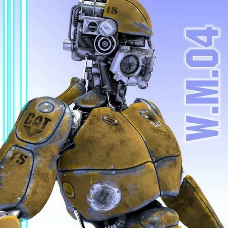 Daz3D - WeaponMech
