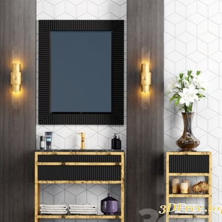 Bathroom furniture 4