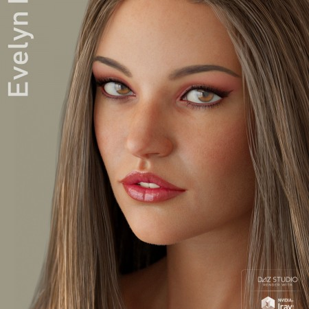 Evelyn & Lynn HD for Genesis 8 Female
