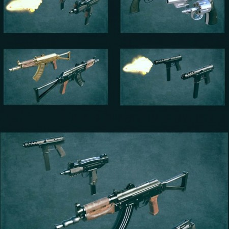 Gangster Weapons 03