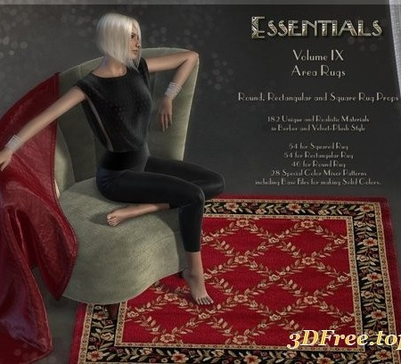 Essentials Vol IX Area Rugs