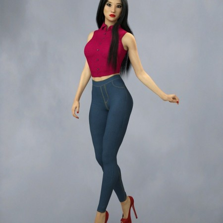 KrashWerks HUAN for Genesis 8 Female