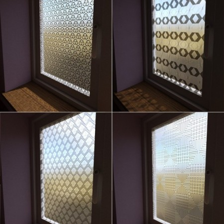 Geometric Deco Iray Glass Shaders