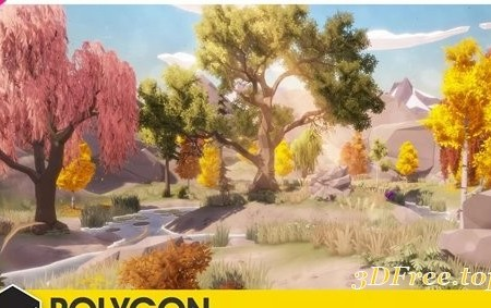 Unity Asset Store - POLYGON - Nature Pack v1.09 120152