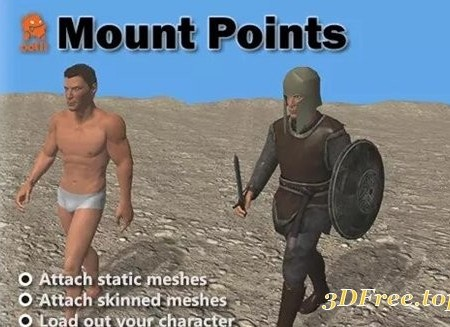 Unity Asset Store - Mount Points v2.295 16318