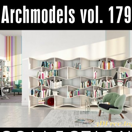 Evermotion – Archmodels vol. 179