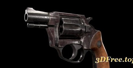 Charter Arms Undercoverette .32 Revolver