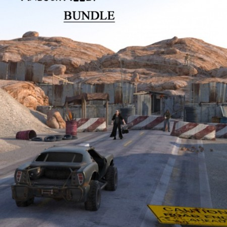 Ambush Alley Post Apocalyptic Bundle