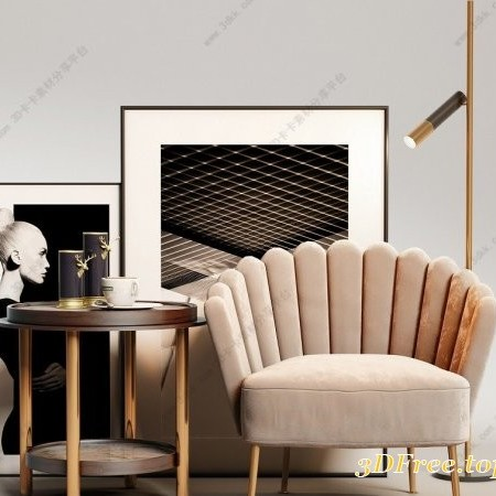Chair Decorative Set