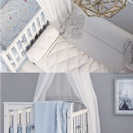Pottery barn kids Kendall convertible crib