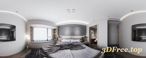 Gfx 360 Interior Design Bedroom 06 3d Models Blog