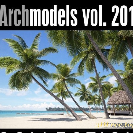 Evermotion - Archmodels vol. 201