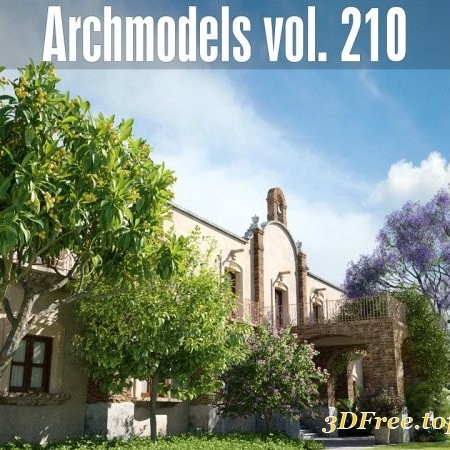 Evermotion - Archmodels vol. 210