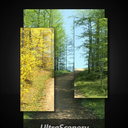 UltraScenery - Harpwood Trail