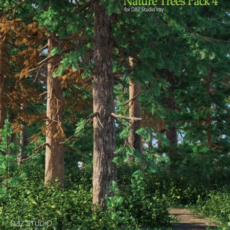 Nature Trees Pack 4