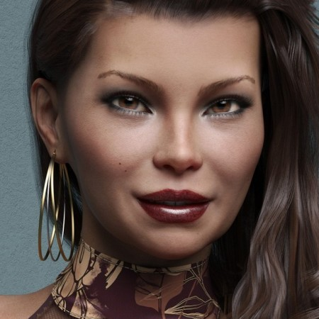 Tanis HD for Genesis 8 Female