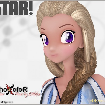 ShoXoloR for Star Hair