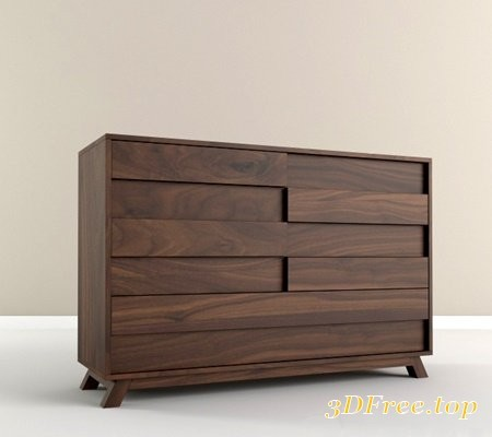 Chest Of Drawer 01