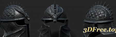 Inquisitor's Helmet