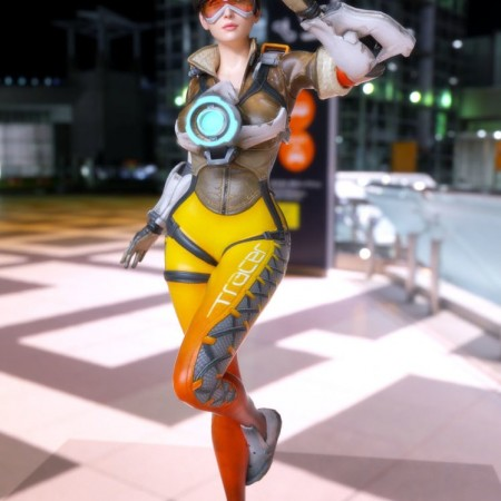 Tracer For Genesis 3 Female