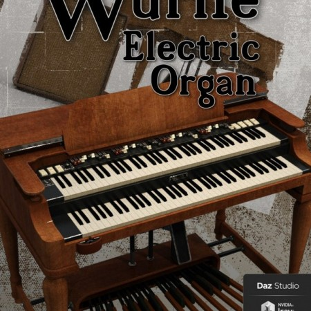 Wurlie Electric Organ
