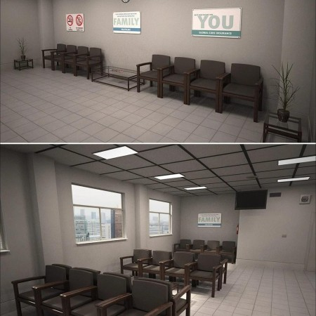 Health Care Waiting Room