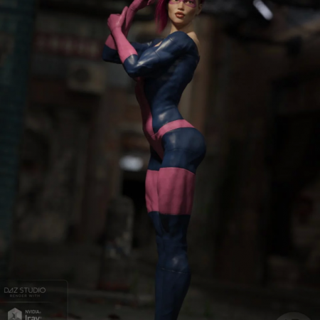 No Suit for Genesis 8 Female(s)
