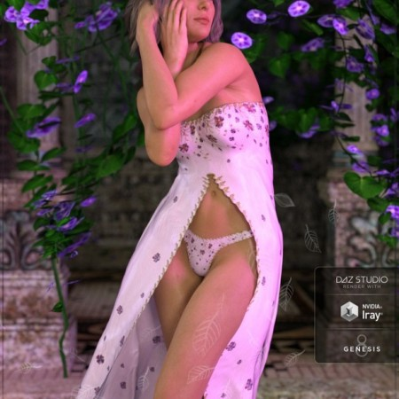 Z Beauty and Grace Poses and Expressions for Genesis 8 Female and Alexandra 8