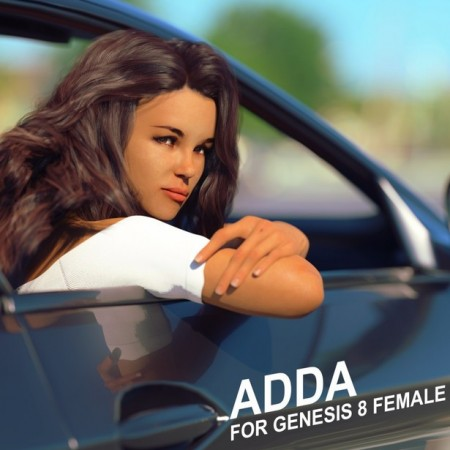 Adda HD for Genesis 8 Female