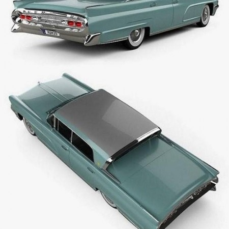 Lincoln Continental Mark IV 1959