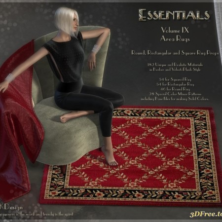 fk Essentials Vol IX Area Rugs