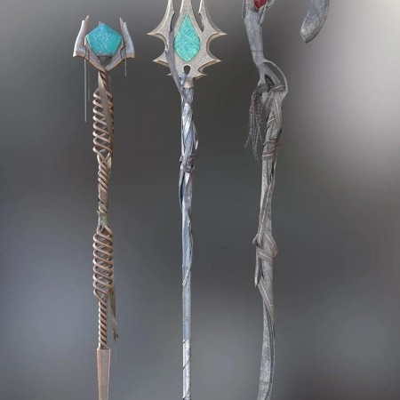 Wizard Weapons
