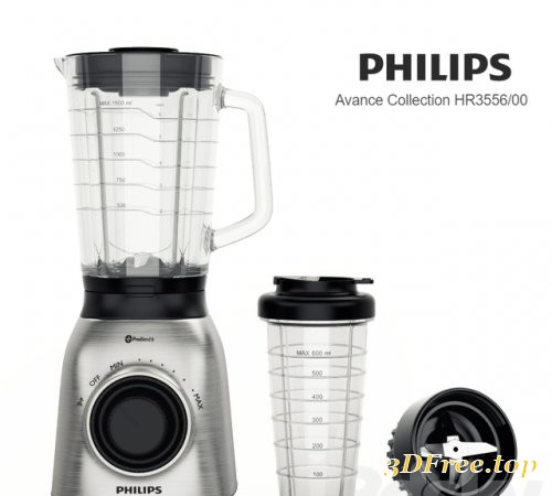 Blender PHILIPS Avance Collection HR3556 / 00