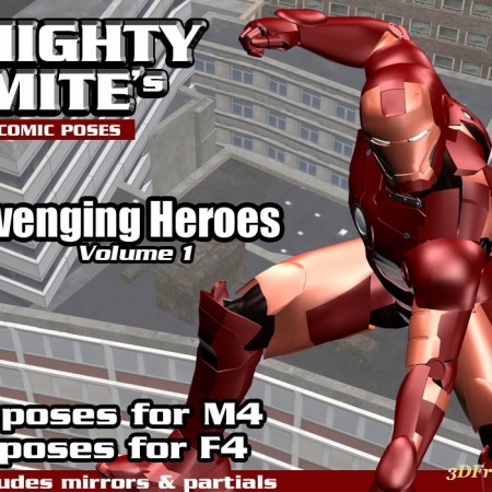 Avenging Heroes v01  By MightyMite for M4F4