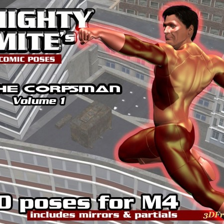 Corpsman v01  By MightyMite for M4