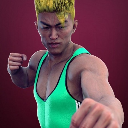 Wrestling Animations for Kwan 8 and Genesis 8 Male